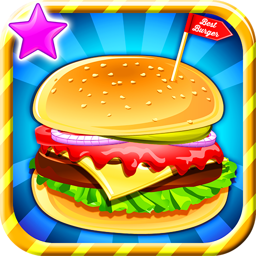 Cooking For Girls Burger Chef 休閒 App LOGO-APP開箱王