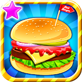 Best Hamburger Cooking Game