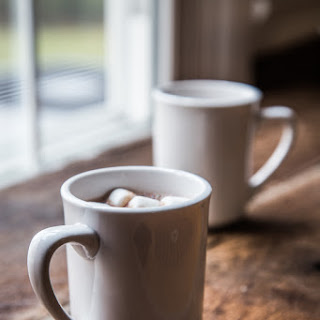 Stove Top Spiked Hot Chocolate