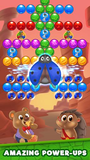 Bubble Friends Bubble Shooter Pop apktram screenshots 4