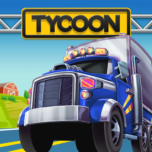 Transit King Tycoon  – Transport Empire Builder Icon