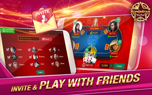 SuperStar Teen Patti - Indian Poker - STP for PC