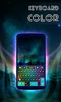 Screenshot of Keyboard Color