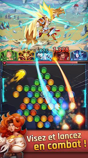 Code Triche Archers de lumière, JDR-puzzle  APK MOD (Astuce) screenshots 1