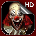 Haunted Clown Circus Scary Live Wallpapers icon
