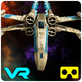 VR Galaxy Spaceship Wars
