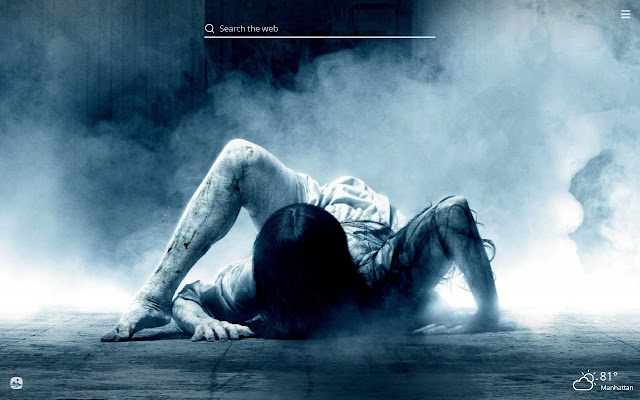 Horror Movies HD Wallpapers New Tab Theme