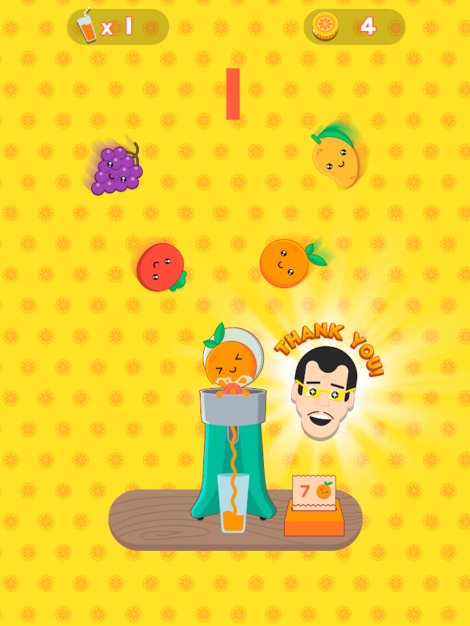 I like OJ - Orange Juice- screenshot