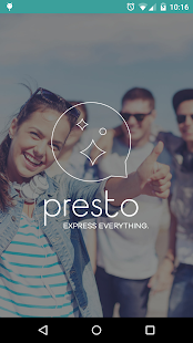 Presto- screenshot thumbnail