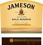 Logo for Jameson Gold Reserve