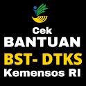 Cek Bantuan BST - DTKS Kemensos icon