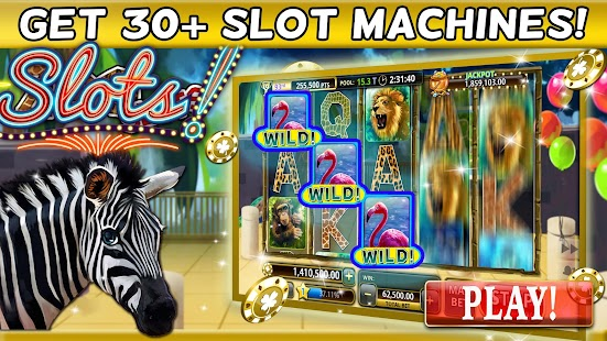 Free casino slot machines on facebook