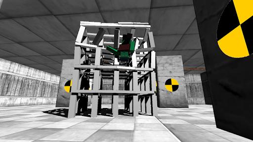 Destroy it all! Physics destruction, Fun Ragdolls 41 screenshots 2