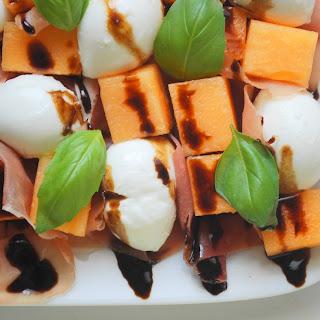 Prosciutto Melon Salad Recipes