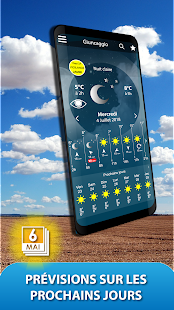 METEO FRANCE Screenshot