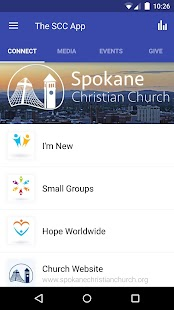 Spokane Christian Church- screenshot thumbnail