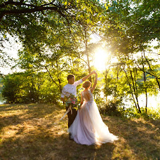 Wedding photographer Nataliya Surin (NataliaSurin). Photo of 18.09.2016