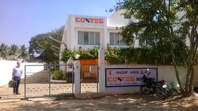 Photo: Conteg India - hlavní brána