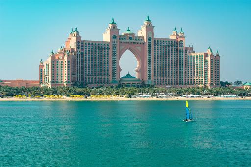 Dubai en V I P Harley Davidson