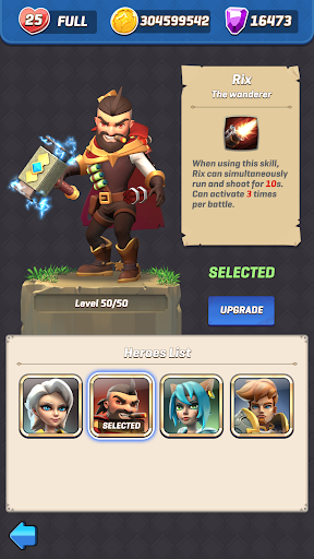 Arcade Hunter: Sword, Gun, and Magic 1.6.1 screenshots 5