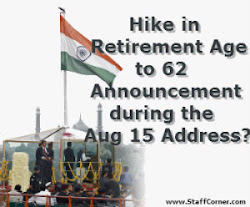 retirement age hiked to 62