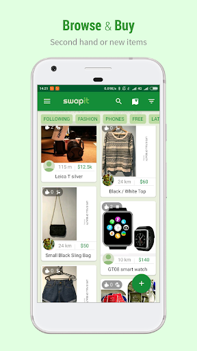 Swapit - Buy & Sell Used Stuff screenshot