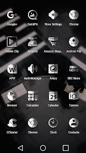 Dap - Icon Pack screenshot 1