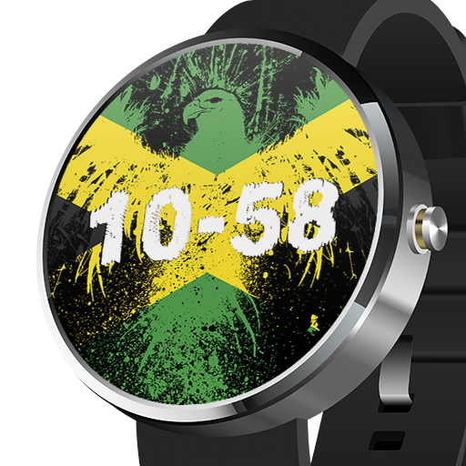Watch Face Jamaica