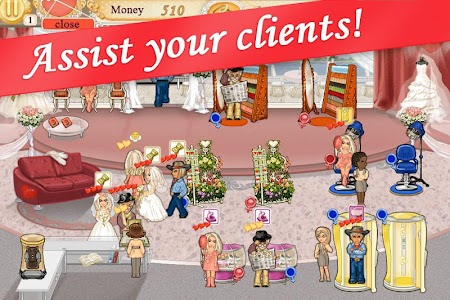 Wedding Salon v1.5 (Mod)
