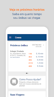 Coesa - Transporte Público- screenshot thumbnail