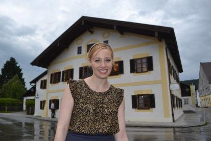 Home in Marktyl am Inn, Bavaria where Joseph Ratzinger was born - Photo by Michael Hesemann