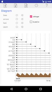 Stair Calculator Pro Screenshot Thumbnail