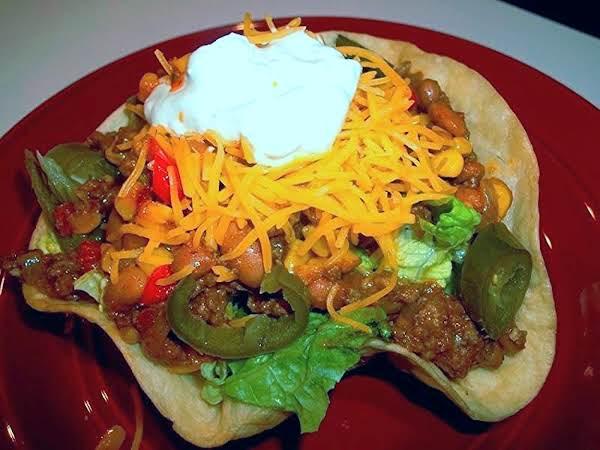 Taco Salad - Cassies