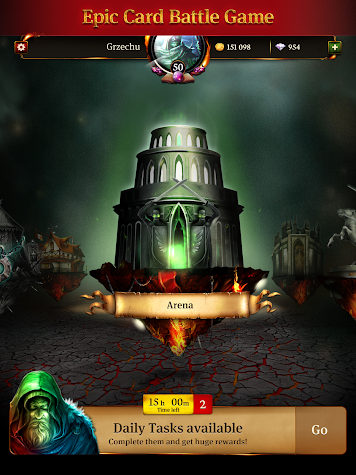 Earthcore: Shattered Elements Screenshot