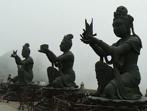 Photo: 2.Around Big Budda