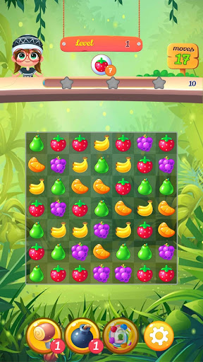 New Tasty Fruits Bomb: Puzzle World screenshots 2