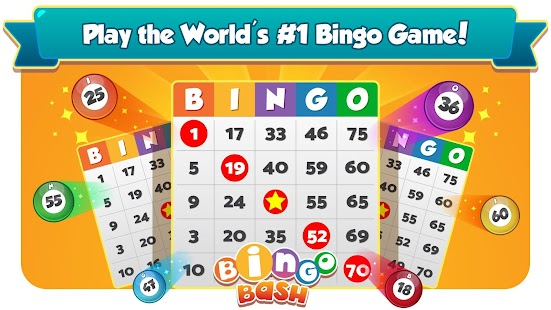 Bingo Bash- screenshot thumbnail