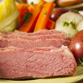 Corn Beef – Slow Cooker