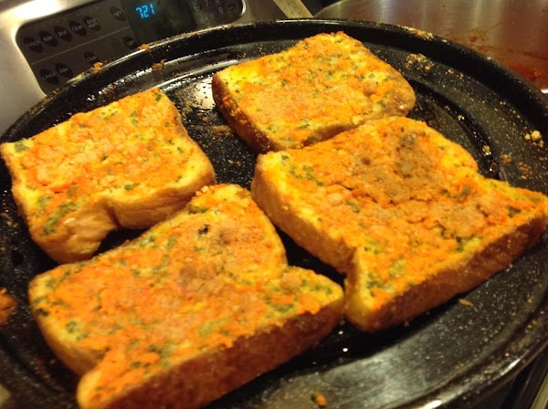 Serve with my homemade version of Texas Toast Garlic Bread using this Link http://www.justapinch.com/recipes/bread/bread-savory-bread/texas-toast-garlic-bread.html...