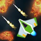 Es Regnet Raketen! - Weltraum-Shooter icon