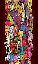 Doodle Art Kertas Dinding - screenshot thumbnail 02