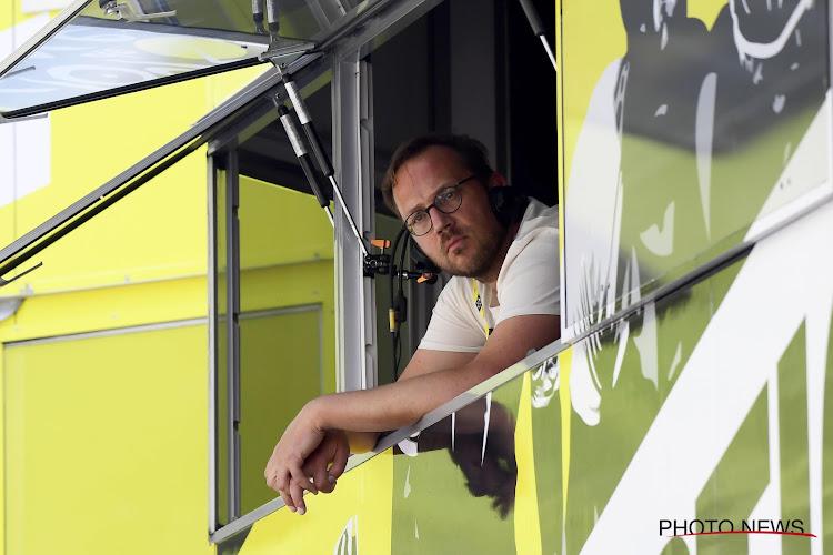 """Christophe Vandegoor verbouwereerd over finale van 5e etappe: """"In dalende lijn!"""""""