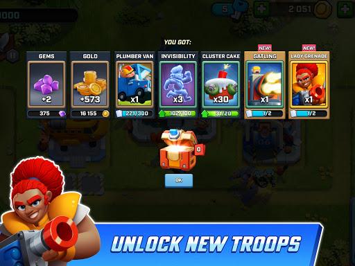 Rush Wars screenshot 13
