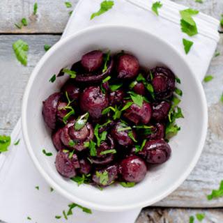 Sauteed Mushrooms Red Wine Olive Oil Recipes