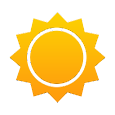 AccuWeather for Sony Google TV icon