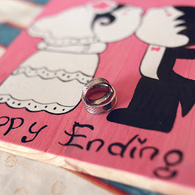 Ring of Bride & Groom by Zul Murky - Wedding Details ( wedding ring, ring, wedding detail, wedding photo, engagement ring )
