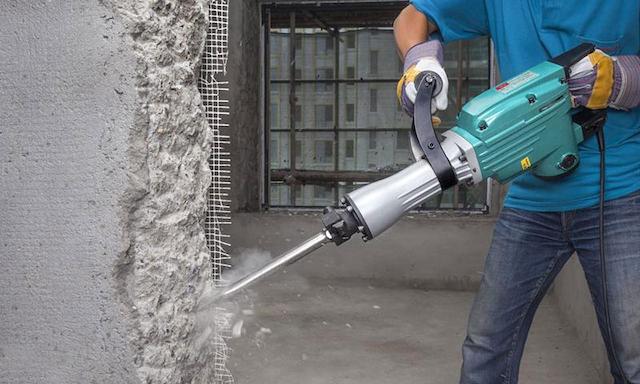 Khi khoan cắt bê tông khô, bạn cần lưu ý những vấn đề gì?