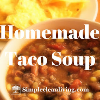 Homemade Taco Soup