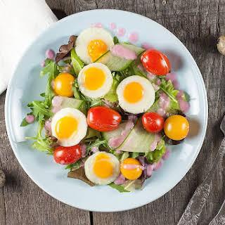 Quail Egg Salad Recipes.