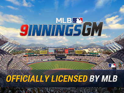 MLB 9 Innings GM 1